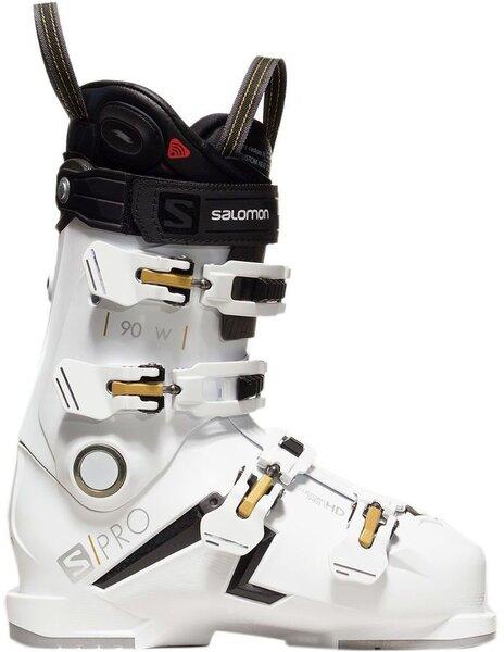 Salomon S/Pro 90 W Custom Heat Connect Women's Ski Boots