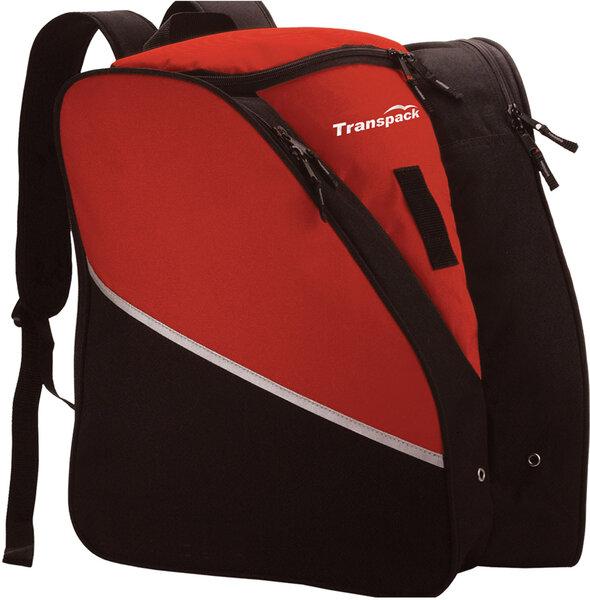 Transpack Kids' Alpine Jr. Boot Bag - Red
