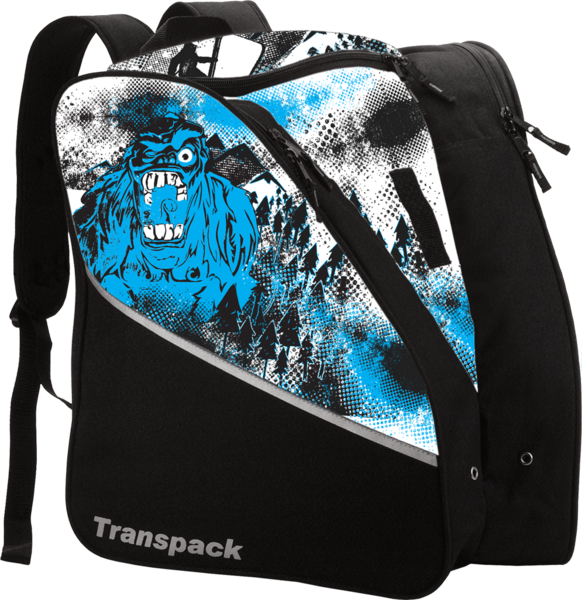 Transpack Kids' Edge Jr. Boot Bag - Blue Yeti