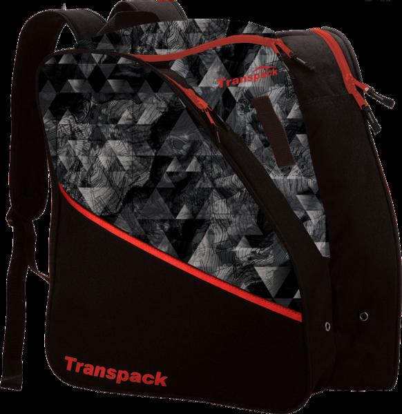 Transpack Kids' Edge Jr. Boot Bag - Grey Topo