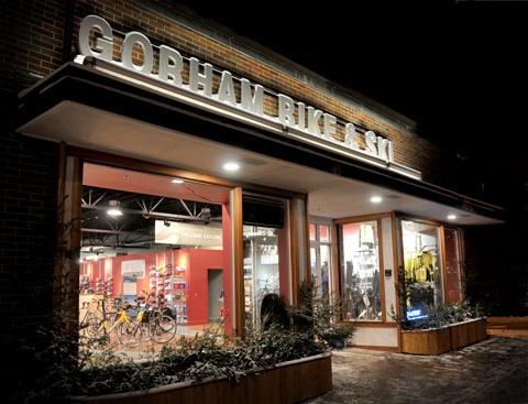 Portland Storefront