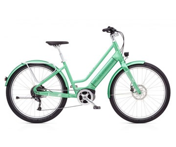 Electric Assist Recreational Bikes