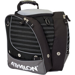 Athalon Kids' Tri-Athalon Boot Bag - Black/Gray