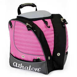 Athalon Kids' Tri-Athalon Boot Bag - Pink/Gray