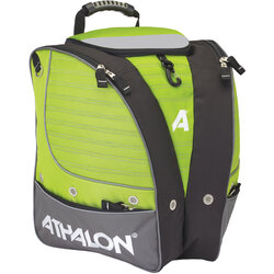 Athalon Tri-Athalon Boot Bag - Lime/Gray