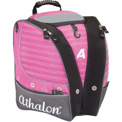 Athalon Tri-Athalon Boot Bag - Pink/Gray