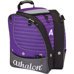 Athalon Tri-Athalon Boot Bag - Purple/Gray