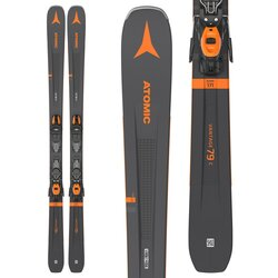 Atomic Vantage 79 C skis w/ M10 GW bindings
