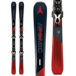 Atomic Vantage X 77 C Skis with FT 11 GW Bindings