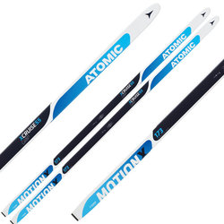 Atomic Motion X Cruise 55 Waxless Cross Country Skis