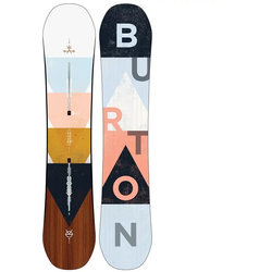 Burton Yeasayer Women's Snowboard