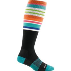 Darn Tough Glacier Stripe OTC Light Women's Ski Socks