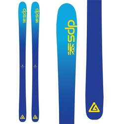 DPS Uschi 82 Foundation Women's Skis