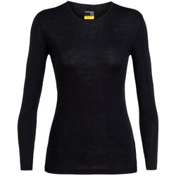 IceBreaker Women's Merino 175 Everyday Long Sleeve Crewe Thermal Top