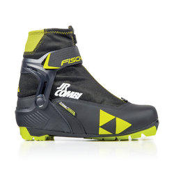 Fischer Jr Combi Junior Cross Country Combi Ski Boots