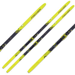Fischer Orbiter EF IFP Waxless Cross Country Skis