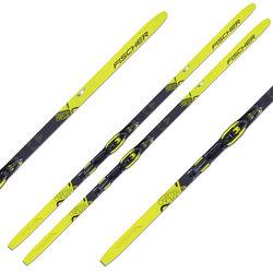 Fischer Orbiter EF IFP Waxless Cross Country Skis