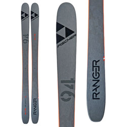 Fischer Ranger 94 FR Skis