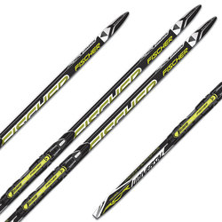 Fischer RCR Universal JR Cross Country Skis