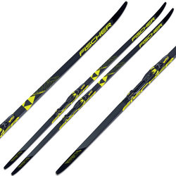 Fischer RCS Classic, Plus/Medium, IFP Cross Country Skis