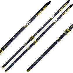 Fischer Twin Skin Superlite EF Stiff IFP Waxless Skin Cross Country Skis