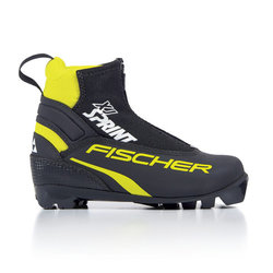 Fischer XJ Sprint Junior Cross Country Ski Boots