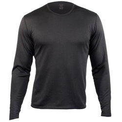 Hot Chillys Men's Pepper Bi-Ply Crewneck