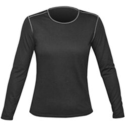 Hot Chillys Women's Pepper Skins Crew Top
