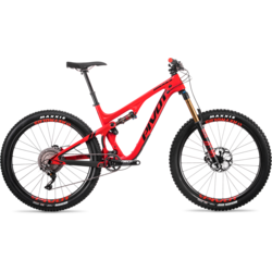 Pivot Cycles Mach 5.5 Carbon - Race XT 1x Build (Demo)