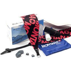 Montana Montanyl Nylon Climbing Skins w/ Bow Tip