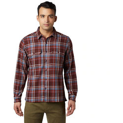 Mountain Hardwear Men's Woolchester Longsleeve Shirt