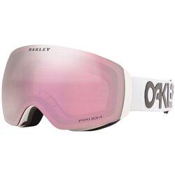 Oakley Flight Deck XM - Matte White w/ Prizm Hi Pink