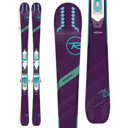 Rossignol Experience 74 Women's Skis with Xpress W 10 Bindings