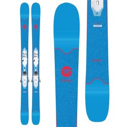 Rossignol Sassy 7 XP Women's Skis with Xpress W 10 Bindings