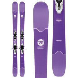 Rossignol Sassy 7 XP + Xpress W 11 Bindings