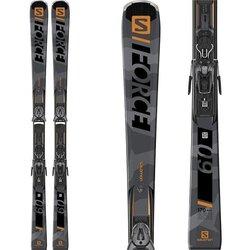 Salomon S/Force 9 with Z10 GW bindings