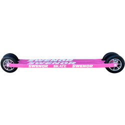 Swenor Skate, Pink - #2 (medium) wheels