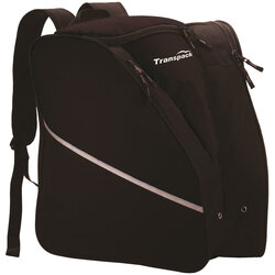 Transpack Kids' Alpine Jr. Boot Bag - Black