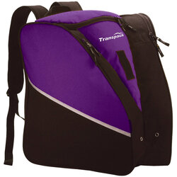 Transpack Kids' Alpine Jr. Boot Bag - Purple
