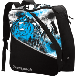 Transpack Kids' Edge Jr. Boot Bag - Blue Yeti
