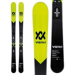 Volkl Revolt Jr Skis with 4.5 V-motion Jr