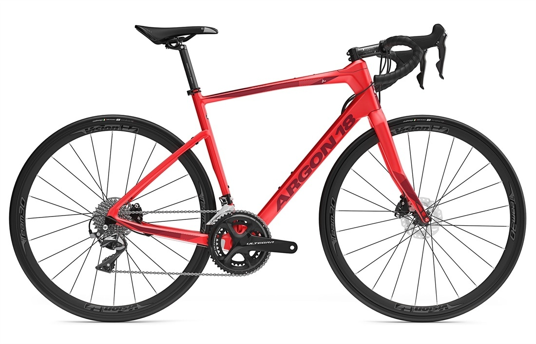 Argon 18 road bike rental