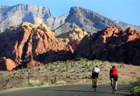 Bike rentals for Red Rock Loop
