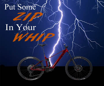 Put some zip in your whip with an e-bike