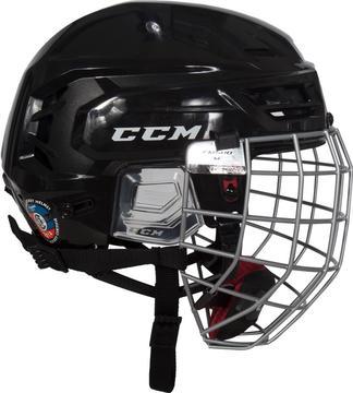 CCM Resistance 100 Helmet Combo