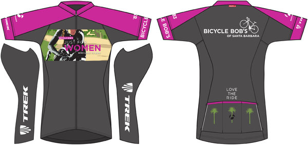 Bicycle Bob's Love the Ride Women's Jersey