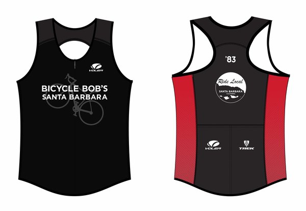 Bicycle Bob's Elevate Tri Men's Top