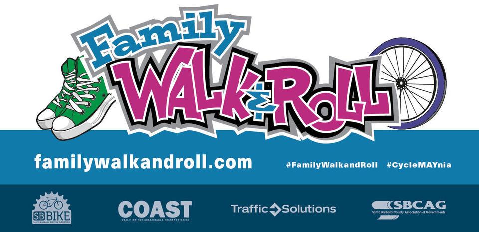 Family Walk & Roll summer 2020 neighborhood rides