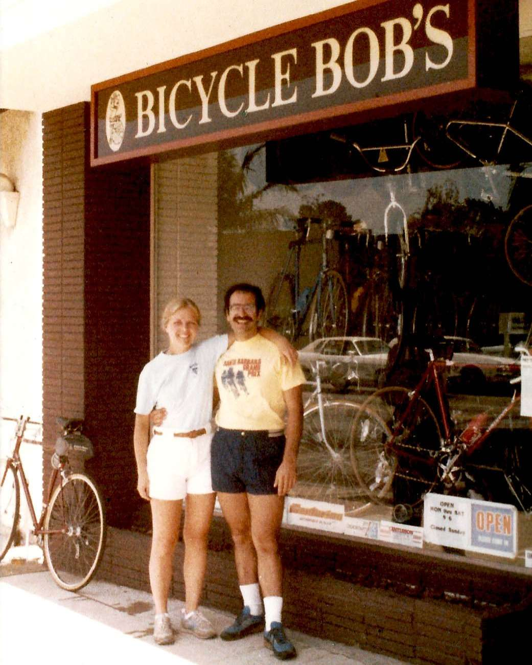 About Us Bicycle Bob S Santa Barbara Amp Goleta Ca