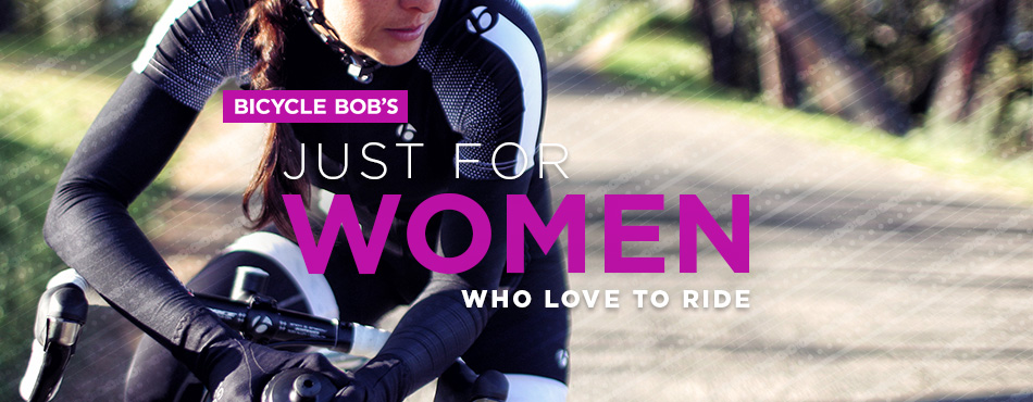 Just for Women who love to ride